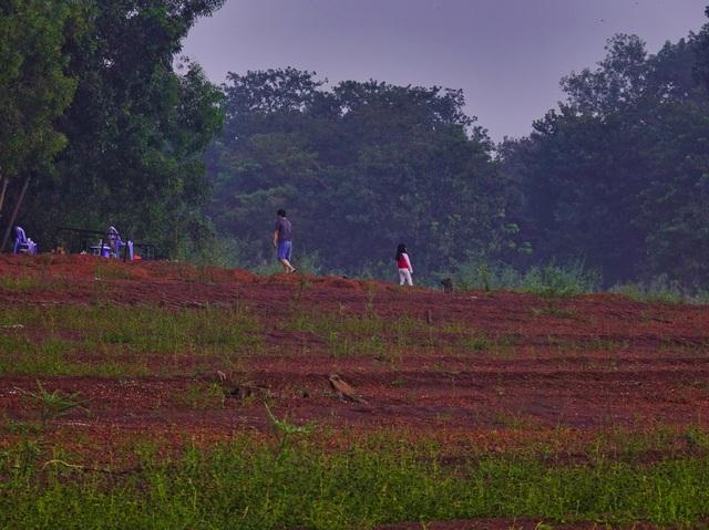 Về hồ Trị An trốn nóng Sài Gòn - 13