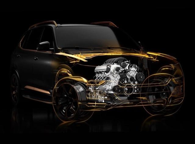 Hé lộ động cơ trên VinFast President, mạnh hơn cả Lexus LX570 - 1