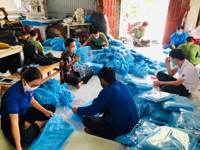 Giới trẻ Quảng Nam góp sức cùng chống dịch Covid-19 - 1