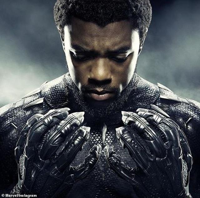 """Tài tử """"Báo Đen"""" Chadwick Boseman: Trở thành siêu sao giữa lúc hiểm nghèo - 1"""