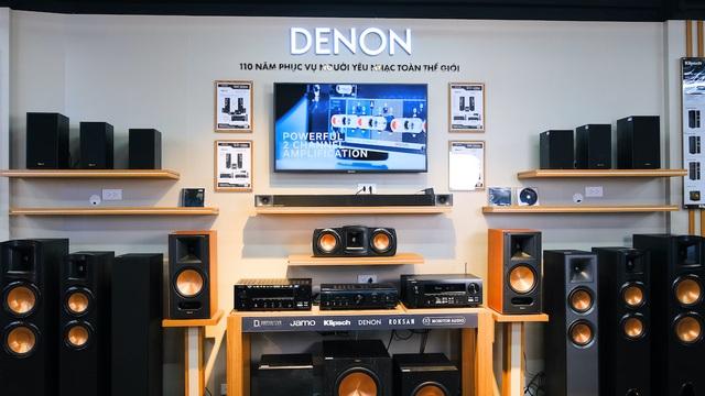 Thương hiệu âm thanh Denon tròn 110 năm - 1