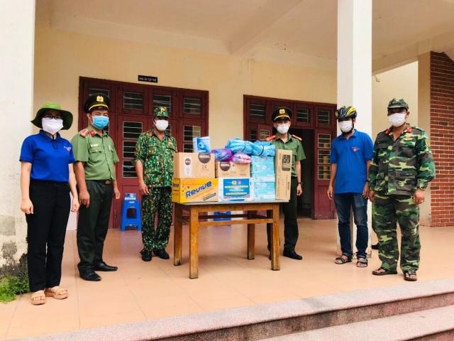 Giới trẻ Quảng Nam góp sức cùng chống dịch Covid-19 - 2