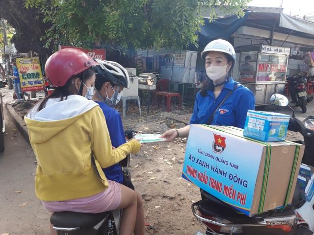 Giới trẻ Quảng Nam góp sức cùng chống dịch Covid-19 - 3