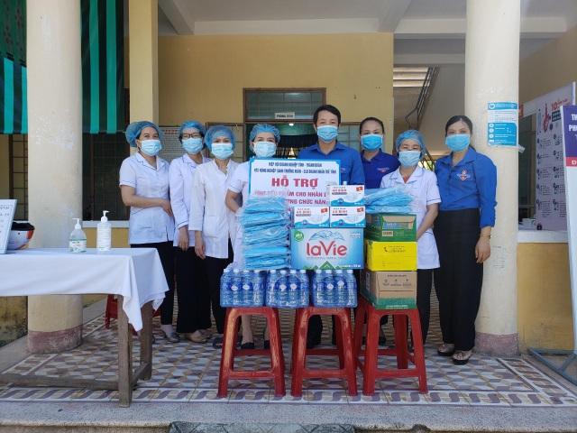 Giới trẻ Quảng Nam góp sức cùng chống dịch Covid-19 - 4