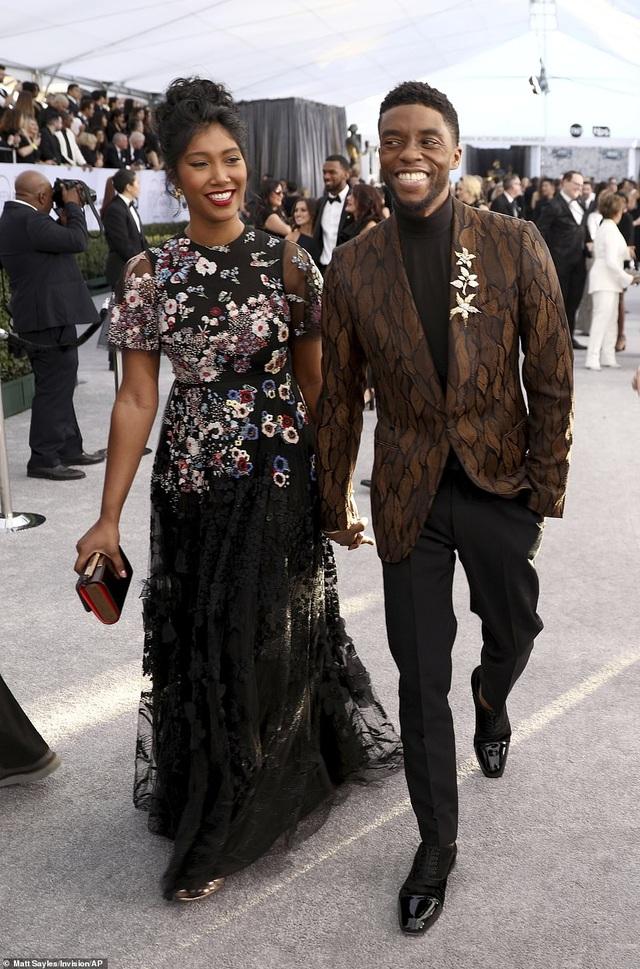 """Tài tử """"Báo Đen"""" Chadwick Boseman: Trở thành siêu sao giữa lúc hiểm nghèo - 4"""