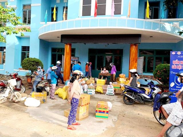 Giới trẻ Quảng Nam góp sức cùng chống dịch Covid-19 - 8