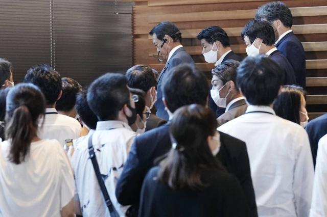 Khoảng trống khó lấp đầy sau khi Thủ tướng Nhật Bản Abe từ chức - 2