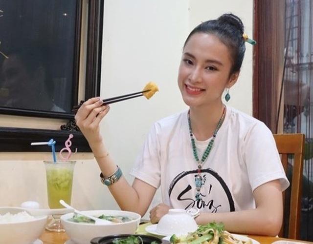 Điểm danh sao nữ Việt chọn ăn chay trường - 6
