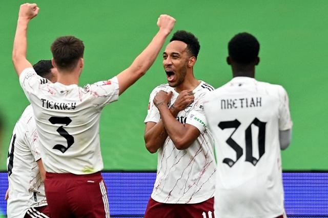Arsenal giành chiếc cúp đầu tiên của mùa giải 2020/21 - 5