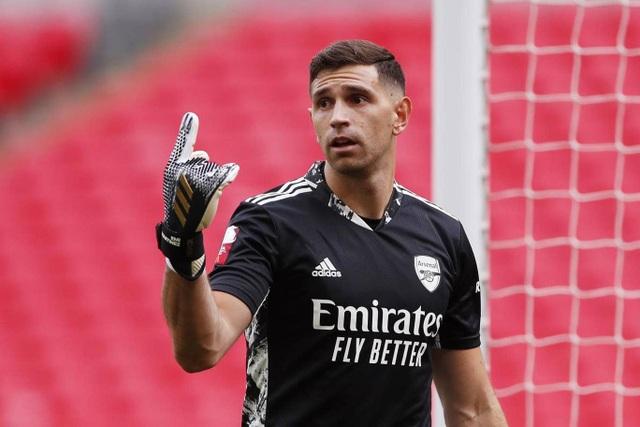 Arsenal giành chiếc cúp đầu tiên của mùa giải 2020/21 - 6