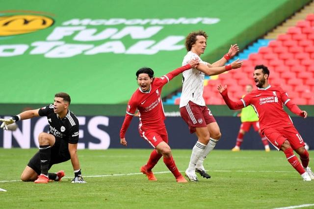 Arsenal giành chiếc cúp đầu tiên của mùa giải 2020/21 - 9