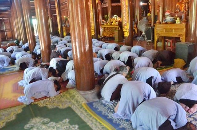 Nhiều nhà chùa không tổ chức lễ Vu lan để phòng dịch Covid-19 - 1