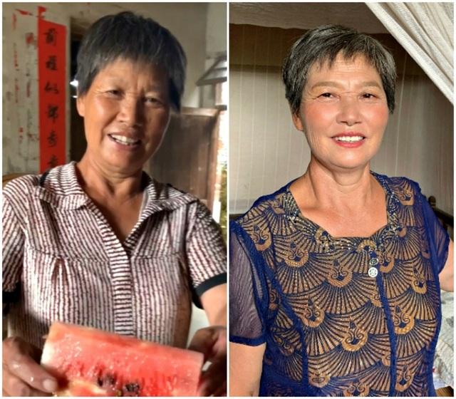 Chuyên gia trang điểm Trung Quốc giúp hàng loạt phụ nữ nông thôn lột xác - 2