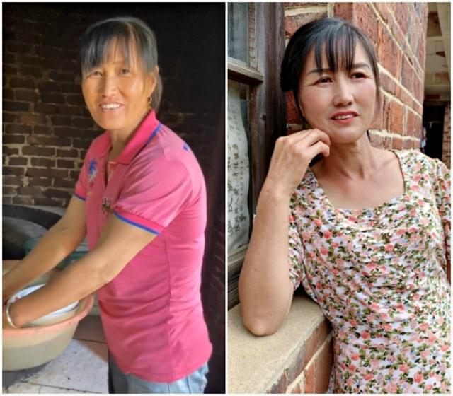 Chuyên gia trang điểm Trung Quốc giúp hàng loạt phụ nữ nông thôn lột xác - 3