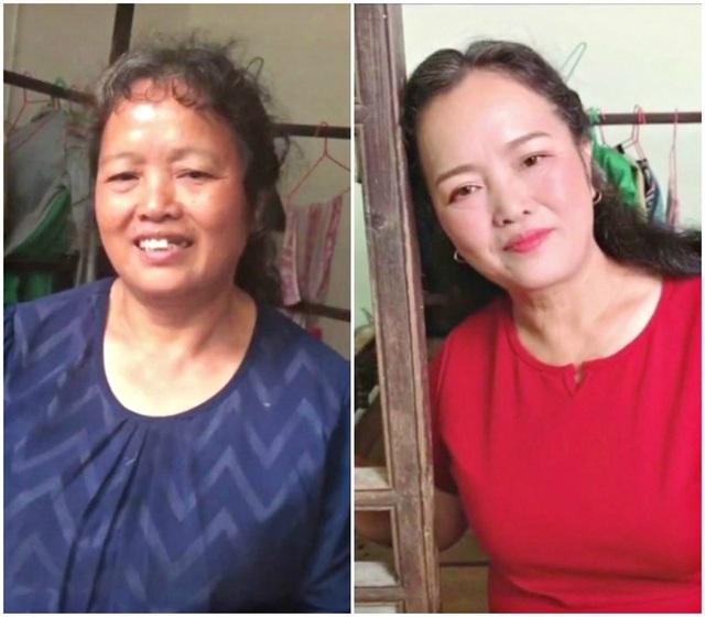 Chuyên gia trang điểm Trung Quốc giúp hàng loạt phụ nữ nông thôn lột xác - 4