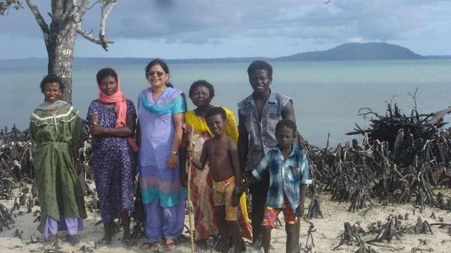 11 người thuộc bộ tộc biệt lập ở Ấn Độ Dương đã bị nhiễm Covid-19 - 1
