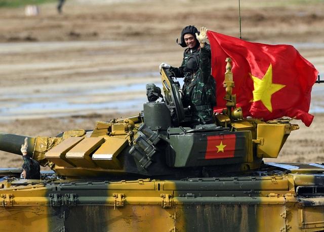 Đội tuyển Xe tăng Quân đội nhân dân Việt Nam sẽ gặp Myanmar ở vòng bán kết - 1