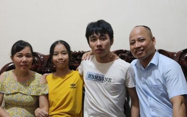 Nam sinh thủ khoa khối B xứ Nghệ mơ ước chữa bệnh cứu người - 3