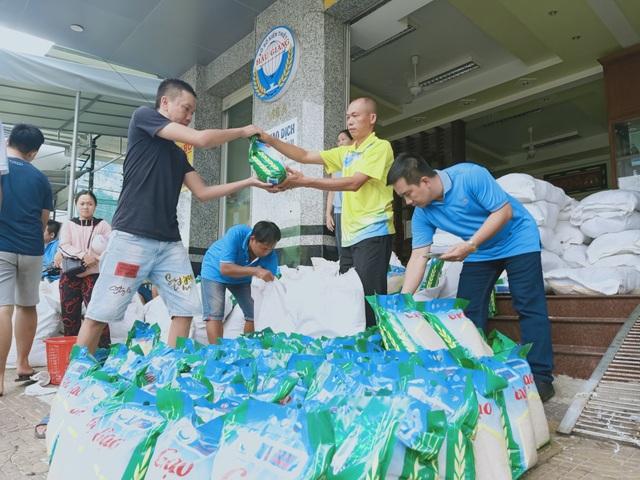 Bạc Liêu: Hỗ trợ gạo tới người có hoàn cảnh khó khăn dịp Rằm tháng 7 - 2