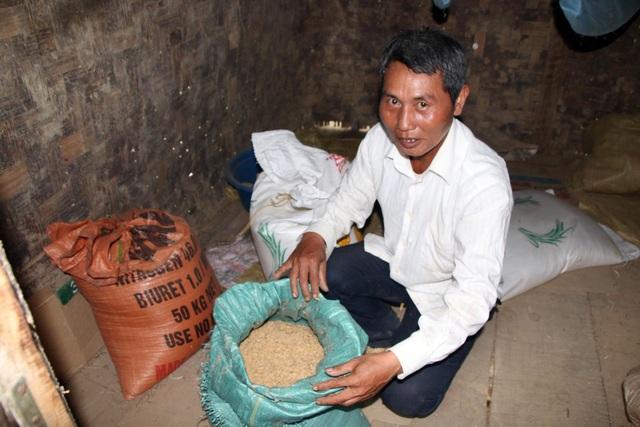 Trên 2 vạn người dân ở huyện biên giới Nghệ An cần gạo cứu đói - 3