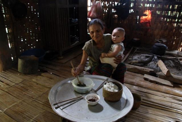 Trên 2 vạn người dân ở huyện biên giới Nghệ An cần gạo cứu đói - 5