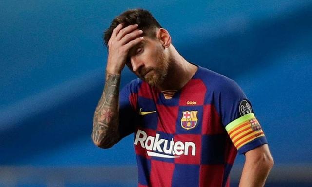 Messi sẽ bị phạt nặng nếu chống đối Barcelona - 2