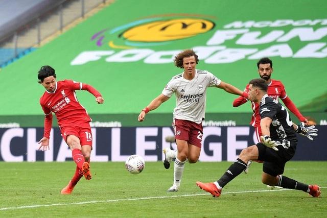 HLV Jurgen Klopp tin tưởng Minamino sẽ tỏa sáng ở Liverpool - 1