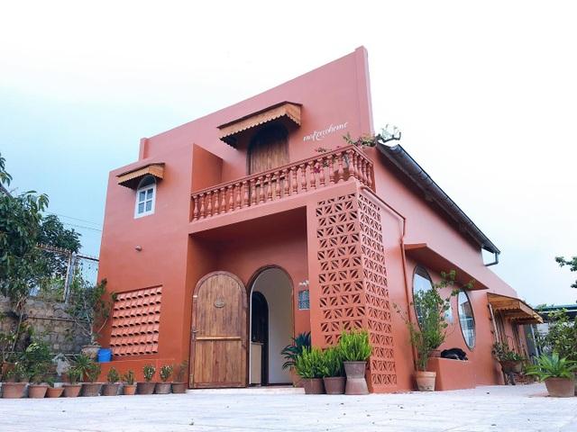Độc, lạ ngôi nhà theo phong cách Ma-rốc có một không hai ở Đà Lạt - 2