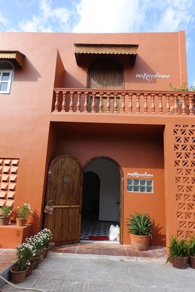 Độc, lạ ngôi nhà theo phong cách Ma-rốc có một không hai ở Đà Lạt - 3