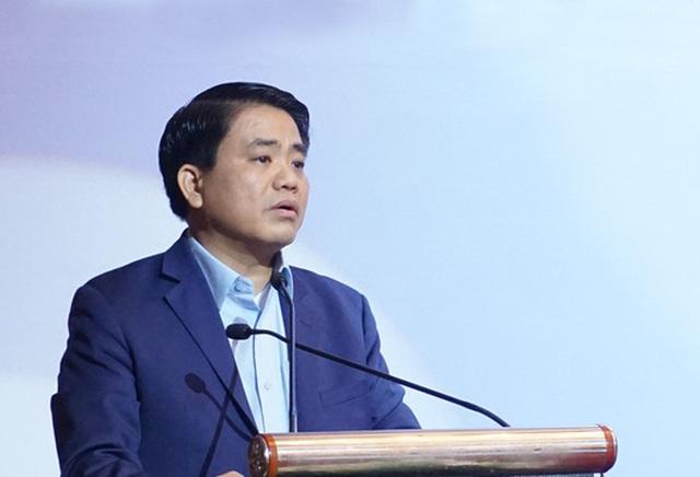 Ông Nguyễn Đức Chung và những ai dính dáng vụ chiếm đoạt tài liệu bí mật? - 1