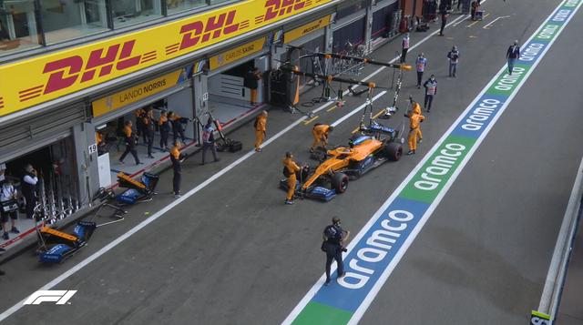 Hamilton thắng nhạt nhẽo trong chặng đua của sự cố và tai nạn - 2