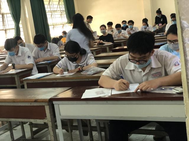 Công bố điểm thi đánh giá năng lực: Thủ khoa đạt 1.118 điểm - 1
