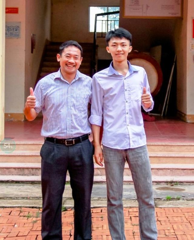 Cậu học trò mồ côi cha mẹ đạt 28,4 điểm nguyện vọng vào ĐH Ngoại thương - 4