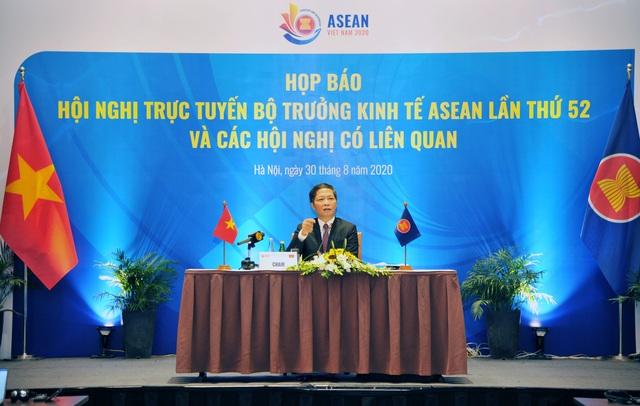 ASEAN gắn kết nội – ngoại khối tạo không gian kinh tế rộng lớn, quy mô hơn - 1