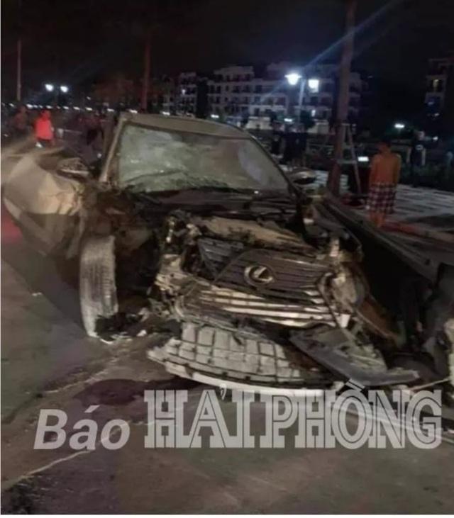 Khởi tố tài xế gây tai nạn liên hoàn khiến nữ công an phường tử vong - 1