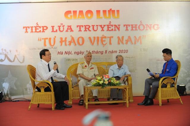 Tiếp lửa truyền thống Tự hào Việt Nam từ các thế hệ thanh niên xung kích - 2
