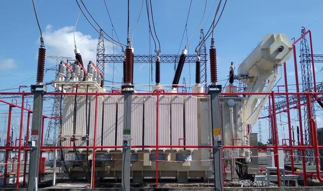 Công trình trạm biến áp  220 kV Bến Tre được nâng công suất - 2