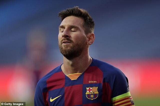 Báo Tây Ban Nha: Messi có thể tự do rời Barcelona - 1