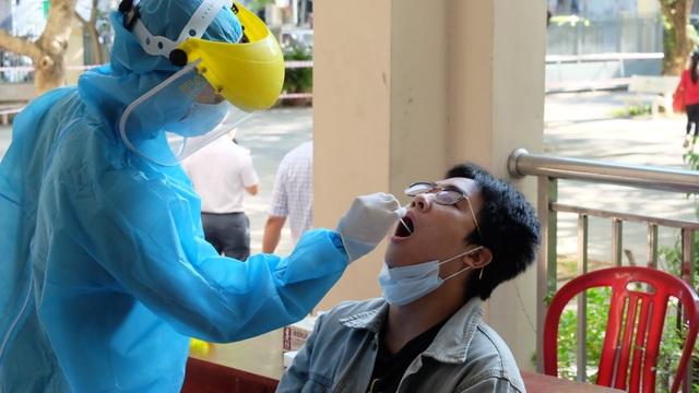 Đà Nẵng: Kết quả xét nghiệm SARS-CoV-2 cho thí sinh dự thi trước ngày 2/9 - 1