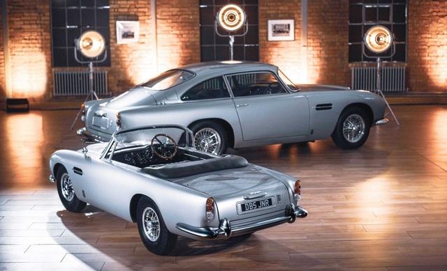Aston Martin DB5 Junior - Chiếc xe trẻ con đắt hơn Mercedes C-Class - 2