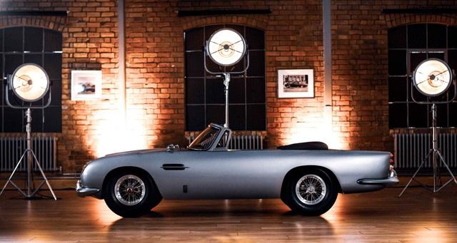 Aston Martin DB5 Junior - Chiếc xe trẻ con đắt hơn Mercedes C-Class - 5