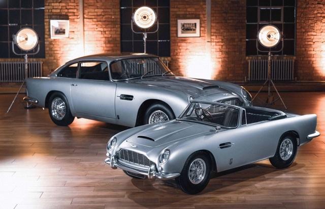 Aston Martin DB5 Junior - Chiếc xe trẻ con đắt hơn Mercedes C-Class - 11