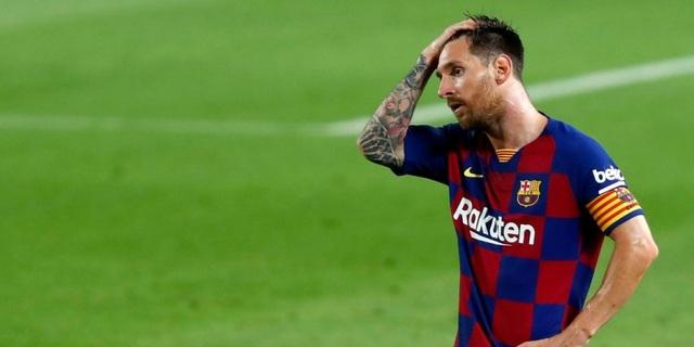 """Bà xã xinh đẹp của Messi mập mờ """"thả thính"""" Man City - 1"""