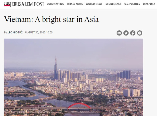 Báo nước ngoài gọi Việt Nam là ngôi sao sáng ở châu Á - 1