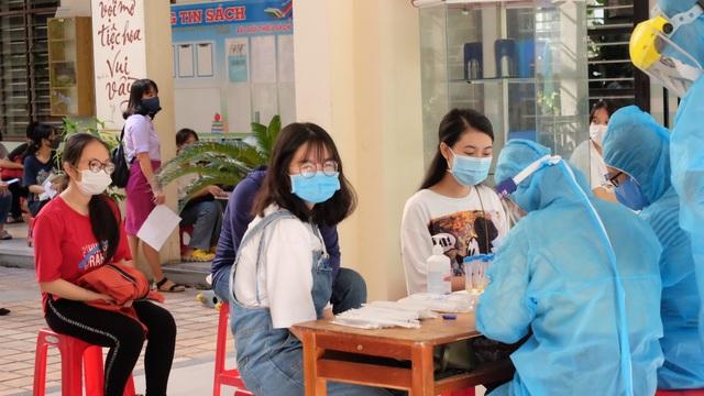 Đà Nẵng: Kết quả xét nghiệm SARS-CoV-2 cho thí sinh dự thi trước ngày 2/9 - 5