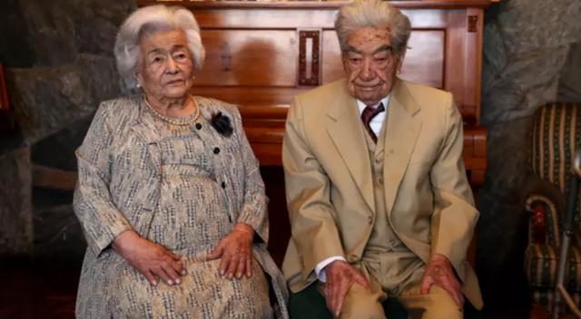 Kỷ lục Guinness vinh danh cặp vợ chồng già nhất thế giới - 1