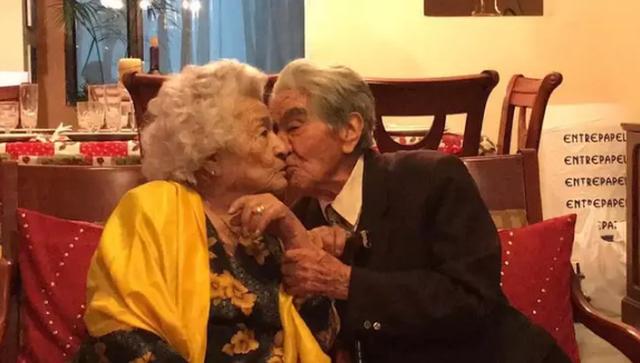 Kỷ lục Guinness vinh danh cặp vợ chồng già nhất thế giới - 2