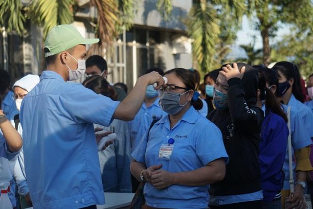 Hơn 1.500 người lao động tại các khu công nghiệp bị ảnh hưởng dịch Covid-19 - 1