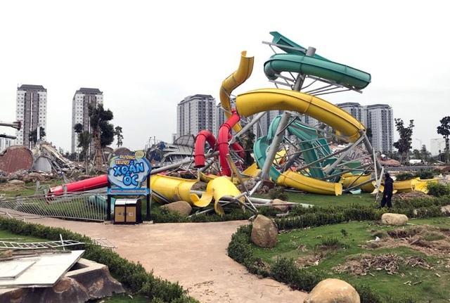 Quy trách nhiệm Chủ tịch, Phó Chủ tịch quận Hà Đông vụ phá công viên nước - 1