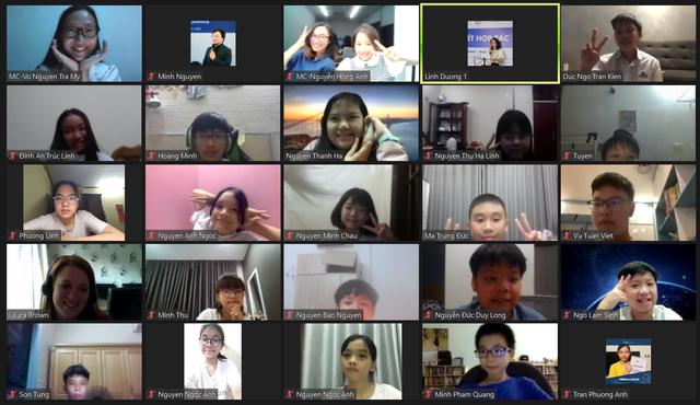 Lễ khai giảng trực tuyến của trường Phổ thông Anh Quốc Nisai Global School - 1